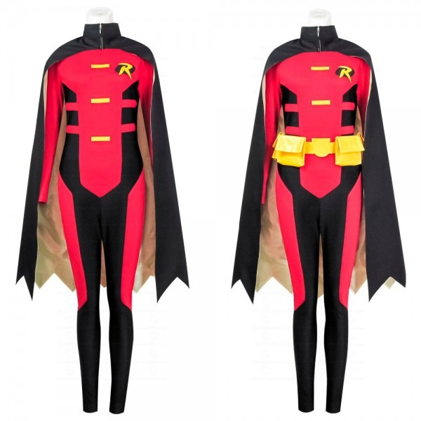 robin cosplay costumes