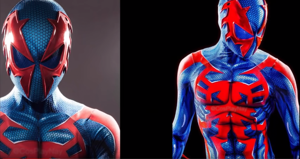 Spiderman cosplay costume ideas