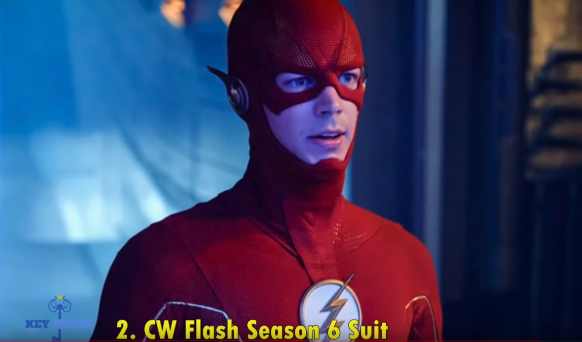 Where can we get the flash costume and More