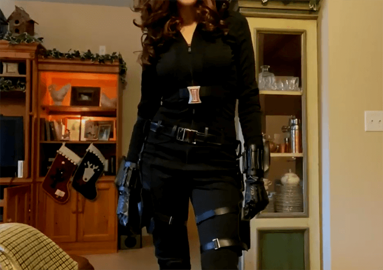 The Best Black Widow Cosplay Costume