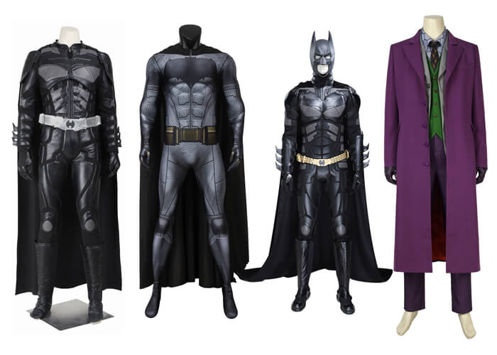 The Dark Knight Rises Batman Cosplay Halloween 2020 Costumes